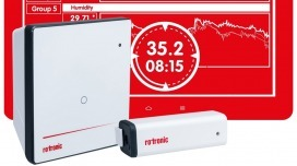 Abb.: Das neue Rotronic Monitoring System RMS.