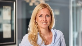 Abb. 5: Miriam Krechlok, Head of Marketing, Mettler-Toledo Produktinspektion Deutschland.