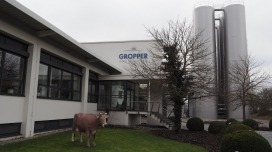 Abb. 1: Das Gropper Werk in Bissingen.